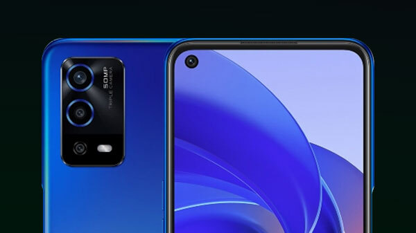 Oppo A55 4G Leaked In Full Glory; 50MP Triple Camera, Punch-Hole Displ
