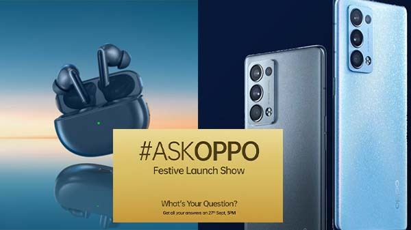 How To Watch Oppo Festive Launch Show Live Stream In India