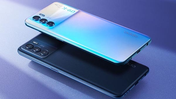 Oppo K9 Pro With Dimensity 1200 SoC, 60W Charging Announced