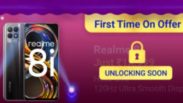 Realme Mobiles Offers and Discounts During Flipkart Sale