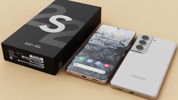 Samsung Galaxy S22 Plus Camera Module Looks Huge: iPhone 13 Pro Effect