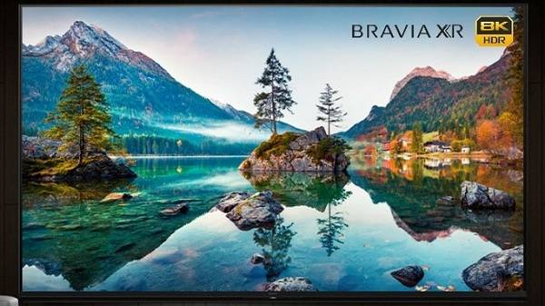 Sony's Latest 8K Bravia Smart TV Costs A Whopping Rs. 13 Lakh