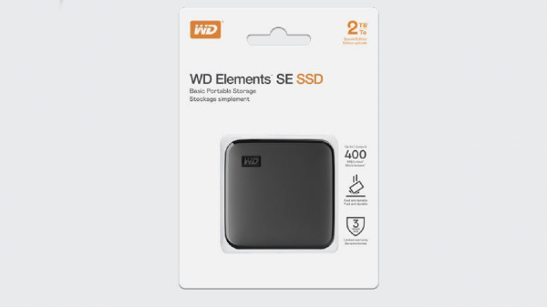 WD Elements SE Pocket-Sized External SSD Launched In India