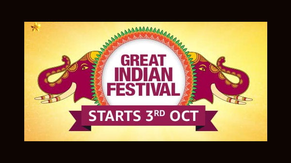 Amazon Great Indian Festival Sale 2021: Discounts On Smartphones, Laptops, And Accessories