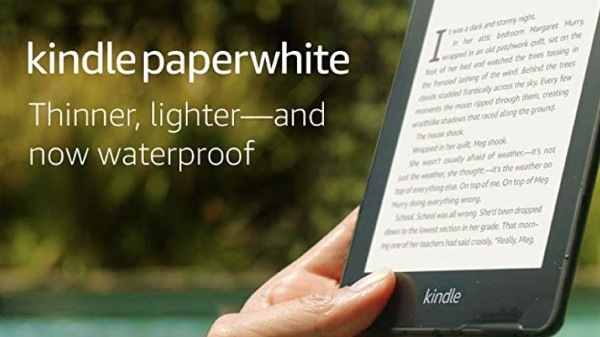 Kindle Paperwhite Signature Edition Goes Official In India; Price & Features