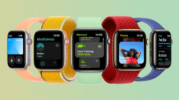 Apple Watch Series 7 Announced With Redesigned Looks And Display