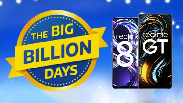 Flipkart The Big Billion Days Sale: Discount Offers On Realme 8s 5G, Realme C21Y, Realme Narzo 30 5G, And More