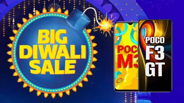 Flipkart Big Diwali Sale 2021: Best Festival Season To Buy Poco Smartphones With Discount Price thumbnail