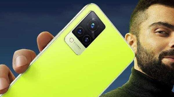Vivo V21 5G Neon Spark Variant's India Price Starts At Rs. 29,990