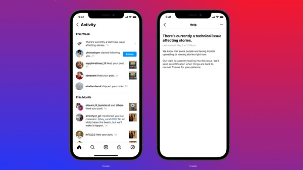 Instagram's New Feature Will Tell You If There's An Outage