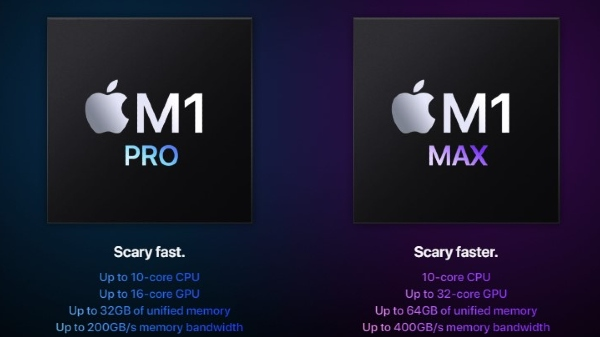 Apple MacBook Pro Early Benchmarks Out: M1 Max Benchmark Performance Revealed
