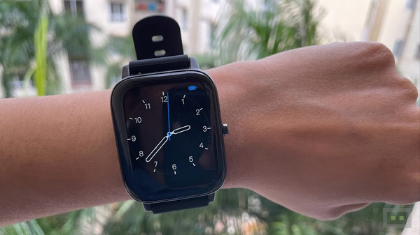 Tagg Verve Plus Review: A Smartwatch For The Health-Conscious