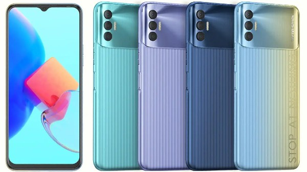 Tecno Spark 8P Unveiled With 50MP Triple Rear Cameras And More