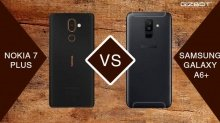Samsung Galaxy A6+ Vs Nokia 7 Plus: The old rivalry