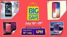 Flipkart Big Shopping Day Sale: Offers on Pixel 2, iPhone X and more