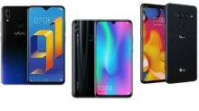Week 3, 2019 launch round-up: LG V40 ThinQ, Honor 10 Lite and more