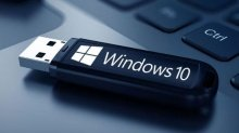 How to create partition in USB drives on Windows 10