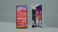 Samsung Galaxy A70 review: A competent mid-range phone