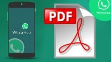 How To Export WhatsApp Chat As PDF
