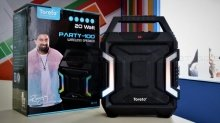 Toreto Party 100 Wireless Speakers Review