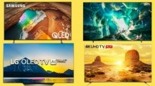 These 65-Inch Smart TVs Listed For Up To 65% Off On Flipkart