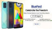 Samsung BlueFest Sale 2020: Discounts And Offers On Samsung Smartphone
