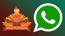 How To download And Send Thanksgiving Day WhatsApp Stickers