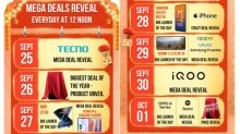 Amazon Great Indian Festival Sale: Deals And New Launch Reveal Date