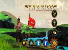Kochadaiiyaan the legend: Kingdom Run and Reign of Arrow Now Released