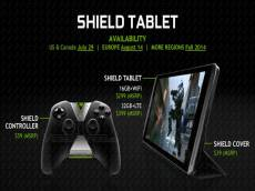 NVIDIA Shield Tablet, Shield Controller Tipped To Go Official Soon