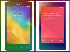 Xiaomi Redmi 1S Vs LG L60: Specs Comparison