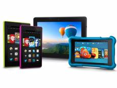 Amazon Introduces New Fire Tablets and Kindle e-Readers