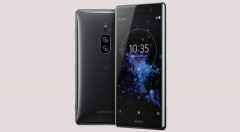 Sony Xperia XZ2 Premium; first dual camera smartphone from the company announced