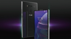 Asus 5G concept phone first look: Bezel-less display with slider mechanism