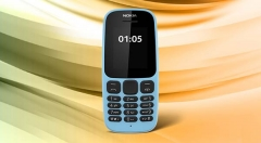 Nokia 105 Feature Phone Launched In India For Rs. 1,199