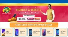 Flipkart Big Billion Days Sale 2019: Offers And Discounts On Asus Smartphones