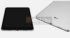 LG G Pad 8 Tablet Tipped With Massive 8,200 mAh Battery, 8MP Rear-Camera