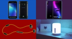 Week 44, 2019 Launch Roundup: LG W30 Pro, Apple AirPods Pro, Galaxy XCover FieldPro And More