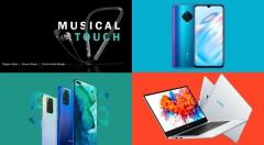 Week 48, 2019 Launch Roundup: Infinix Band 5, Vivo Z5i, HONOR V30, Vivo V17, MatePad Pro And More