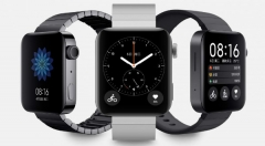 Xiaomi Mi Watch Announced With 4G VoLTE Support Via eSIM