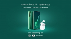 Realme X2, Buds Air India Launch: Watch The Live Stream Here