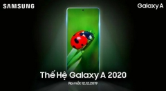 Samsung Galaxy A 2020 Launch Date Revealed: Galaxy A51 To Go Official On December 12