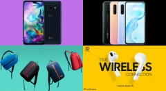 Week 51, 2019 Launch Roundup: LG G8X ThinQ, HUAWEI P smart Pro, Nokia 2.3, Realme X2 And More