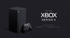 Xbox Series X — Next Gen Gaming Console From Microsoft With Ray Tracing