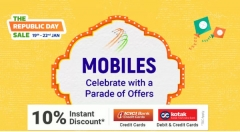 Flipkart Republic Day Sale 2020: Offers And Discounts On Samsung, Apple, Nokia, Xiaomi And More