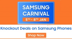 Flipkart Samsung Carnival Offers Will Make You Want To Buy A Samsung Upgrade Your Smartphone