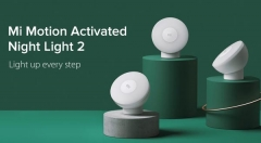 Xiaomi Mi Motion Activated Night Light 2 Launched At Rs. 599 In India