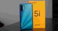 Realme 5i Available 24 X 7 On Flipkart: Price, Offer, And Specifications