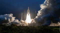 ISRO GSAT-30 Communication Satellite Launched Successfully Onboard Ariane 5 Launch Vehicle
