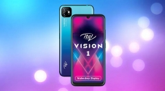 itel Launches Vision 1 Smartphone With 2GB RAM And 4000mAh Battery For Rs. 5,499